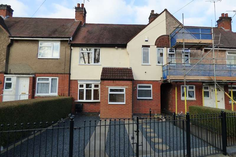 3 Bedrooms Terraced House for sale in Paddiford Place, Stockingford, Nuneaton, CV10