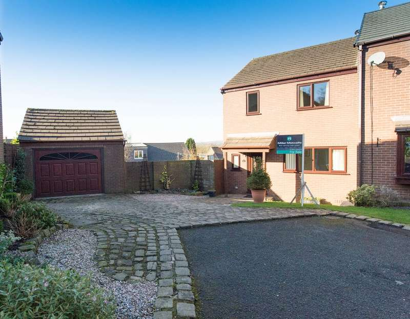 3 Bedrooms Semi Detached House for sale in Riding Gate Mews, Bolton, BL2