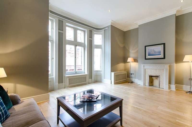 3 Bedrooms Maisonette Flat for sale in Draycott Place, Chelsea, SW3
