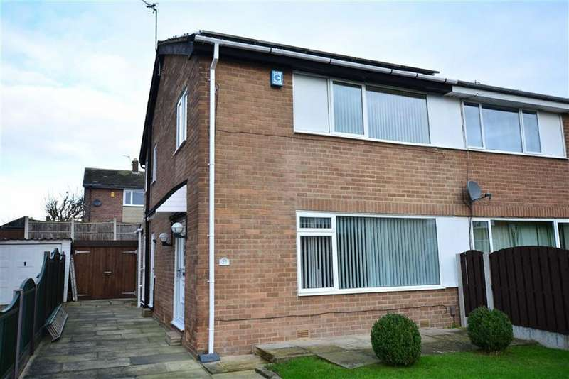 3 Bedrooms Property for sale in Temple Rise, Leeds, LS15