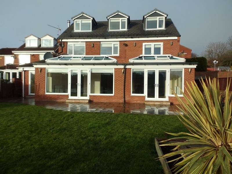 5 Bedrooms Property for sale in Nursery Park, Ashington, Northumberland, NE63 0DH
