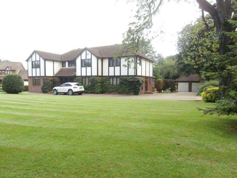 5 Bedrooms Detached House for sale in Ivy Lane, Hedon