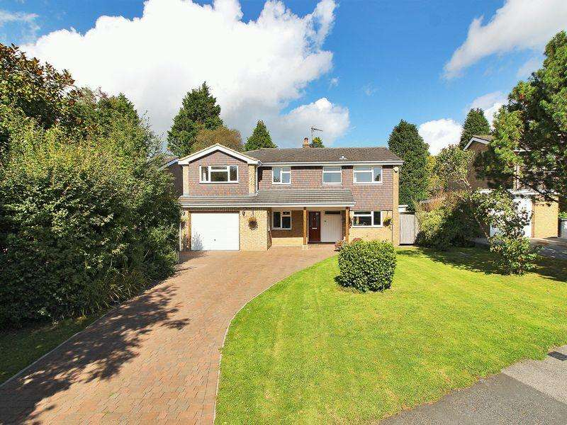5 Bedrooms Detached House for sale in Lashbrooks Road, Uckfield, East Sussex