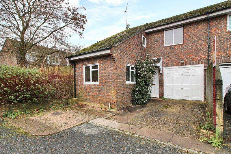 3 Bedrooms End Of Terrace House for sale in Cook Road, Horsham