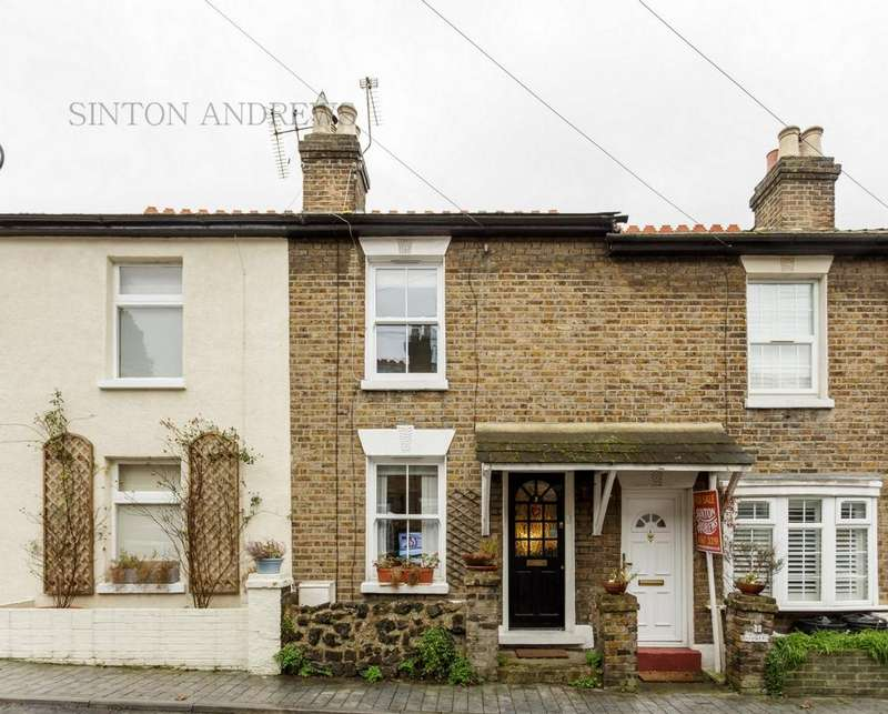 3 Bedrooms House for sale in St Andrews Road, Hanwell, W7
