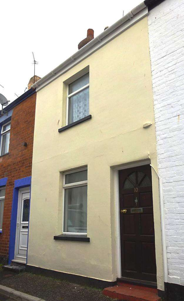 2 Bedrooms Terraced House for rent in George Street, Exmouth EX8