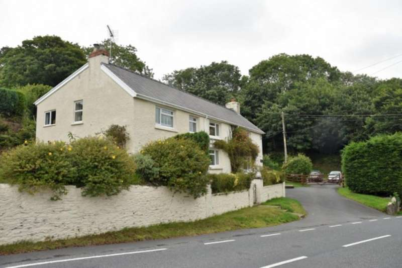 5 Bedrooms Land Commercial for sale in Llandyfriog, Newcastle Emlyn, Ceredigion