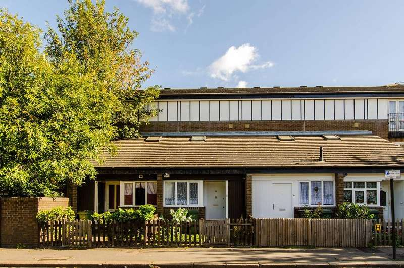 3 Bedrooms House for sale in Railton Road, London SE24