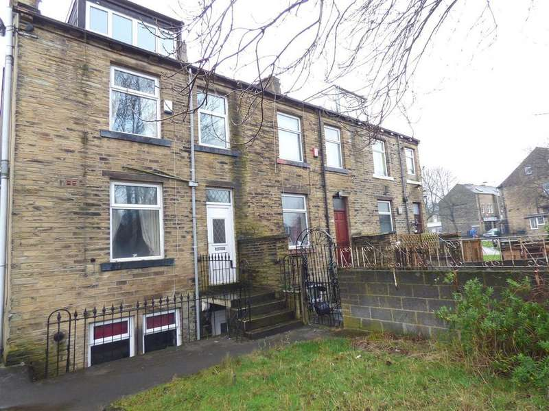 2 Bedrooms End Of Terrace House for sale in Albion Road, Idle, Bradford, BD10 9PY