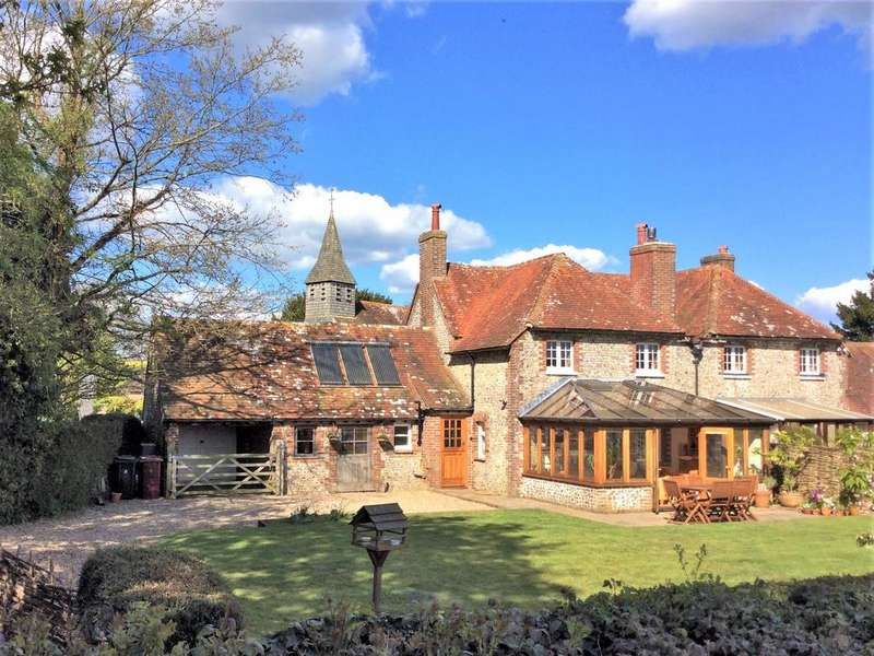 4 Bedrooms Cottage House for sale in Mid Lavant PO18