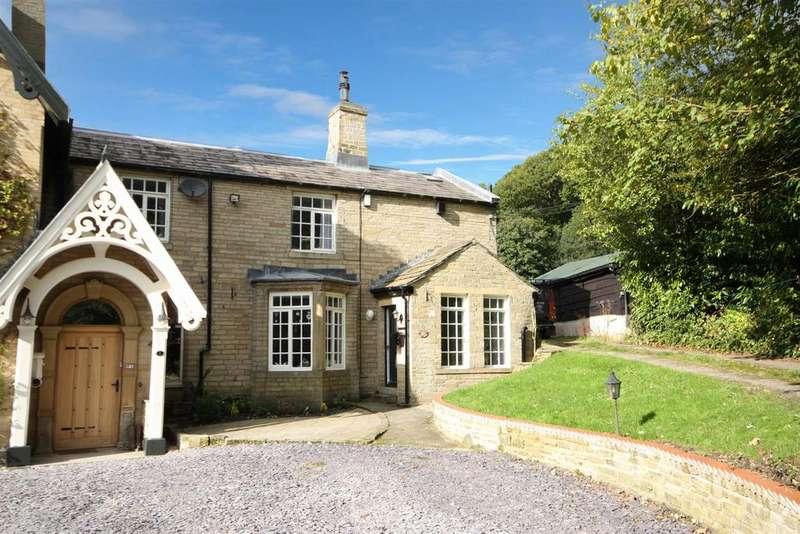 3 Bedrooms Cottage House for sale in Nunwood Cottage, Apperley Lane, Aperley Bridge