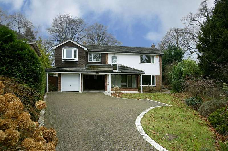 3 Bedrooms Detached House for sale in Colney Drive, Cringleford