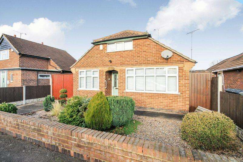 3 Bedrooms Detached Bungalow for sale in SHELTON DRIVE, SHELTON LOCK