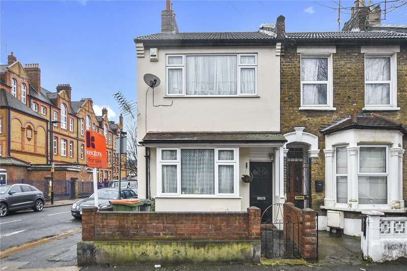 3 Bedrooms End Of Terrace House for sale in Corporation Street, Stratford, London, E15