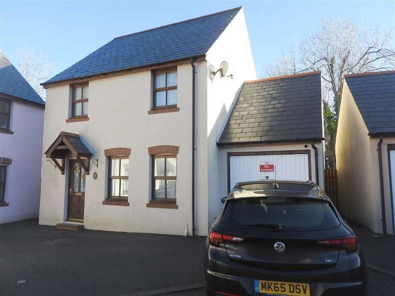 3 Bedrooms Detached House for sale in Maes Y Neuadd, CILGERRAN