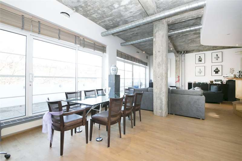 2 Bedrooms Flat for sale in Paramount Building, 206-212 St. John Street, London, EC1V