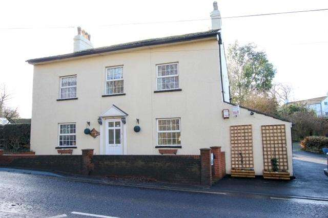 7 Bedrooms Detached House for sale in Puriton, bridgwater