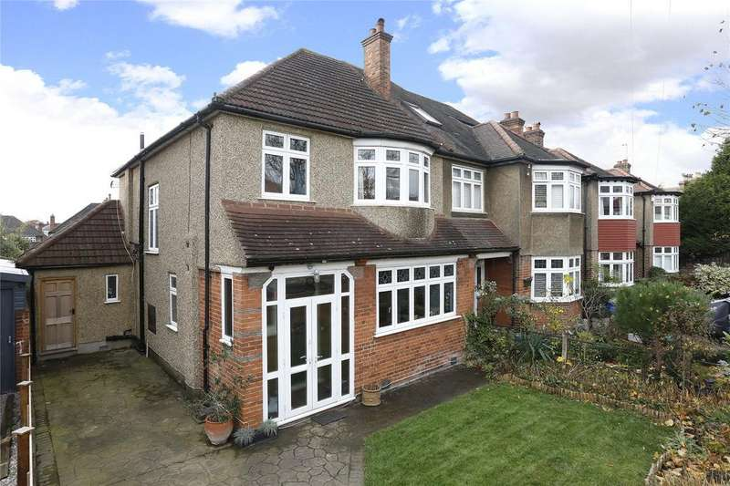 3 Bedrooms Semi Detached House for sale in Shelbury Road, East Dulwich, London, SE22