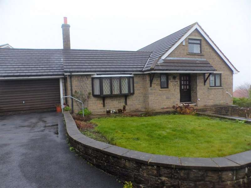 2 Bedrooms Detached Bungalow for sale in Clayton Rise, Keighley