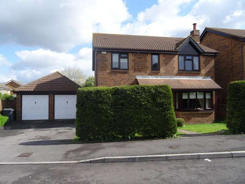 4 Bedrooms Detached House for sale in Cyprus Drive, Hatch Warren