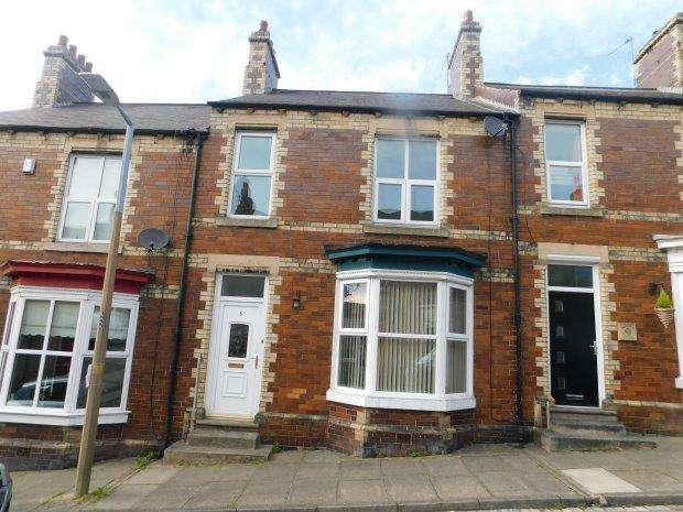 3 Bedrooms Terraced House for rent in LADYSMITH TERRACE, BISHOP AUCKLAND, BISHOP AUCKLAND
