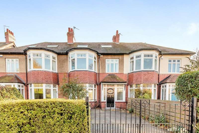 5 Bedrooms Terraced House for sale in The Drive, Gosforth, Newcastle Upon Tyne, Tyne And Wear