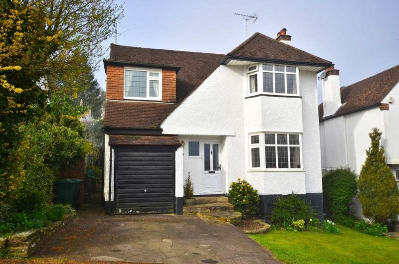 4 Bedrooms Detached House for sale in Beechwood Avenue, Chorleywood, Hertfordshire, WD3