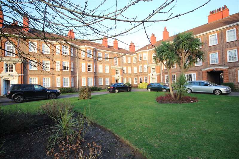 2 Bedrooms Flat for sale in Bromyard Avenue, Acton W3
