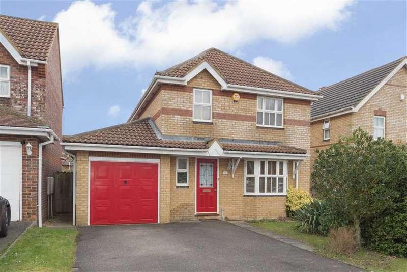 4 Bedrooms Detached House for sale in Arnald Way, Houghton Regis, Dunstable, Bedfordshire, LU5