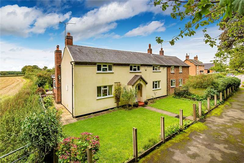 6 Bedrooms Detached House for sale in Woodside Cottage, High Onn, Church Eaton, Stafford, ST20