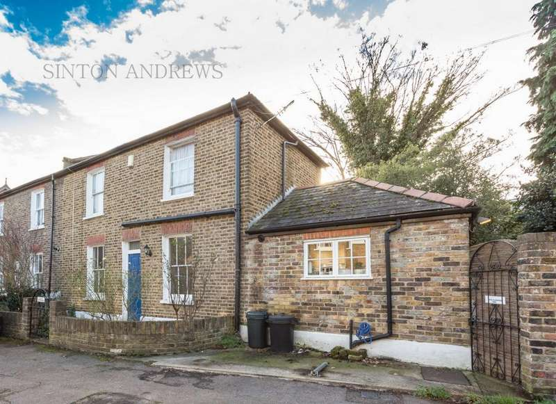 2 Bedrooms House for sale in St Marys Place, Ealing, W5