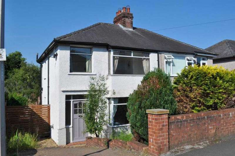 3 Bedrooms Semi Detached House for rent in Carleton Drive,, Penrith