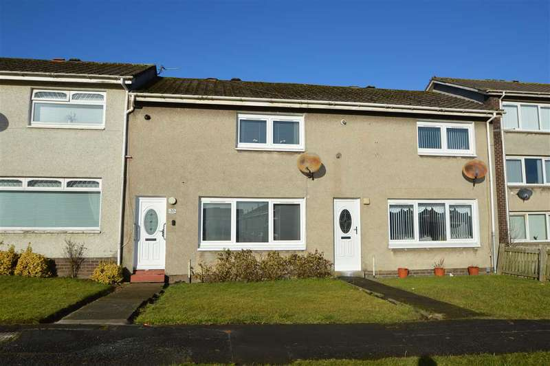 2 Bedrooms Terraced House for sale in Auchintibber Court, Blantyre