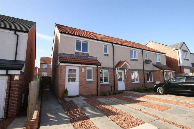 3 Bedrooms End Of Terrace House for sale in Morris Place, Falkirk