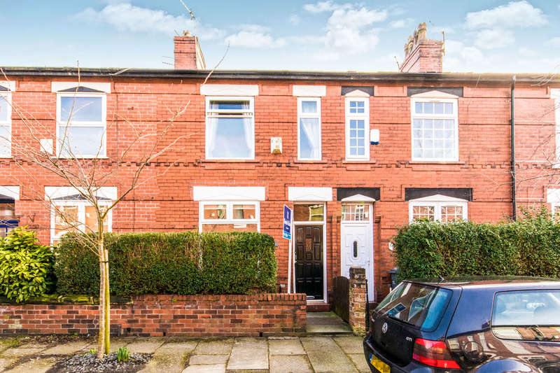 2 Bedrooms Terraced House for sale in Fernleigh Avenue, Levenshulme, Manchester, M19