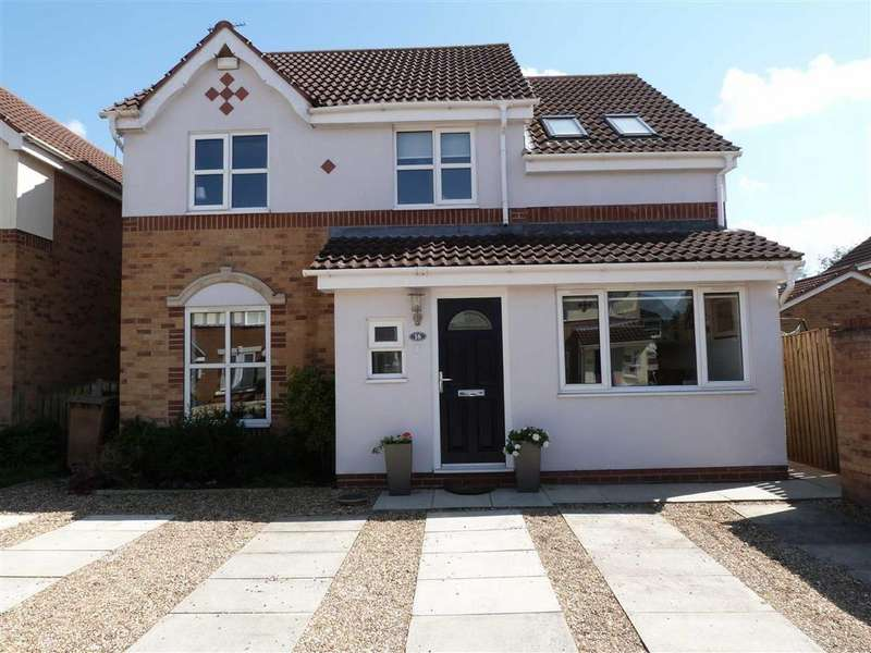 5 Bedrooms Detached House for sale in Dorrington Close, Pocklington
