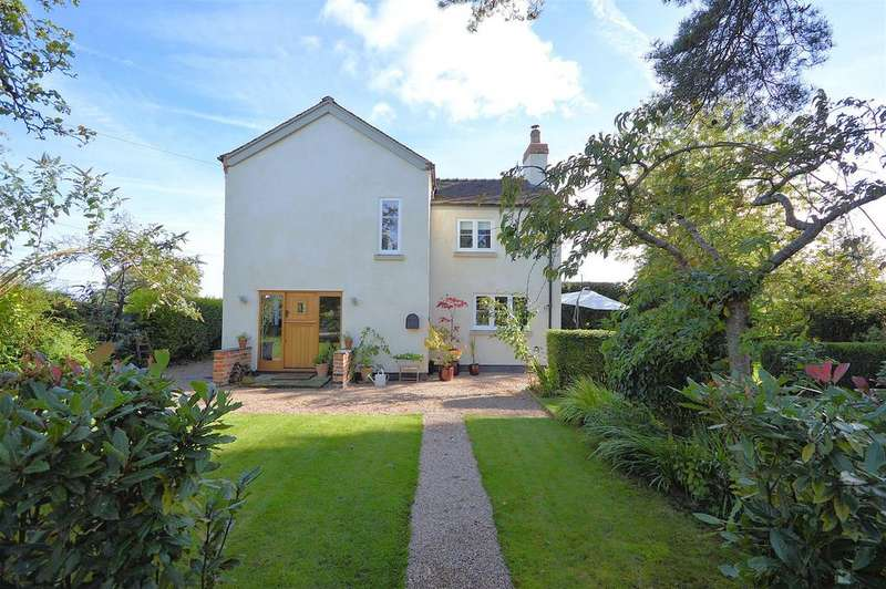 4 Bedrooms Detached House for sale in Hassall Cottage, Alsager Road, Winterley, Sandbach