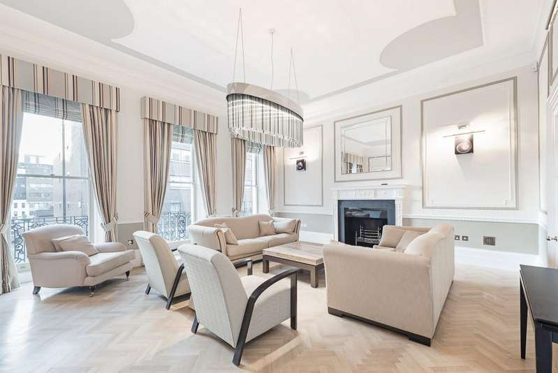 6 Bedrooms House for rent in Chandos Street, London, W1G