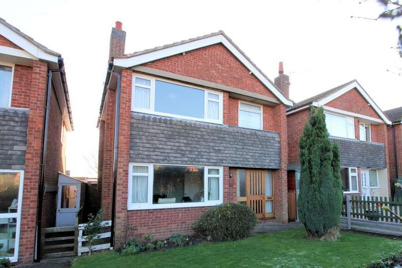 3 Bedrooms Detached House for sale in St. Michaels Drive, Appleby Magna