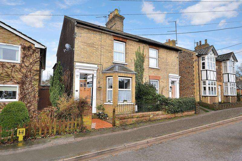 3 Bedrooms Semi Detached House for sale in Shenley Hill Road, Leighton Buzzard