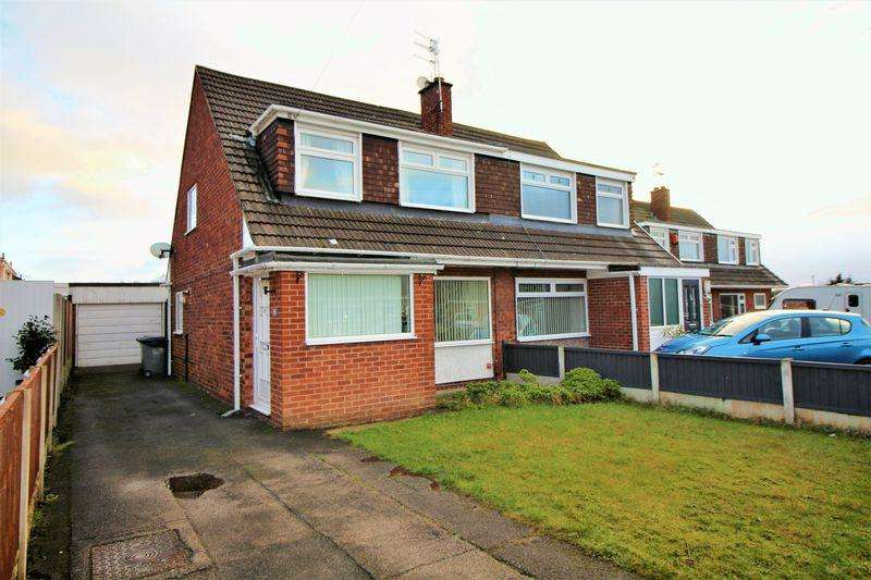 3 Bedrooms Semi Detached House for sale in Lyndale Avenue, Eastham