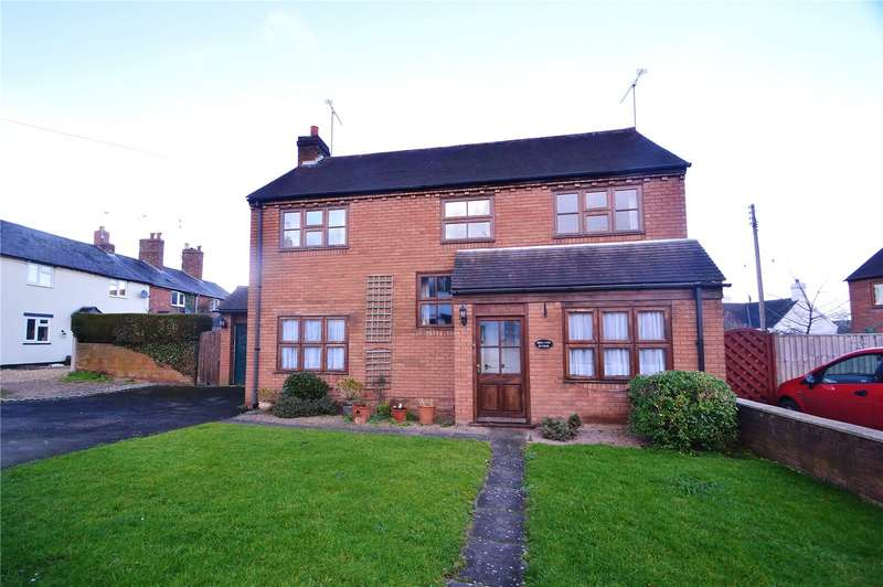 4 Bedrooms Detached House for sale in Bel-Air House, 1a New Road, Cleobury Mortimer, Kidderminster, Worcestershire, DY14