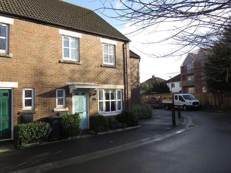 3 Bedrooms Terraced House for sale in Wintersfield, Taunton TA1