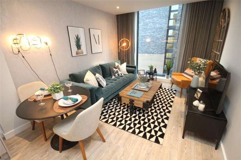 1 Bedroom Flat for sale in Potato Wharf, Wilson, Manchester, Greater Manchester, M3