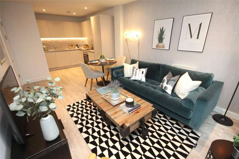 1 Bedroom Flat for sale in Potato Wharf, Goodwin, Manchester, Greater Manchester, M3