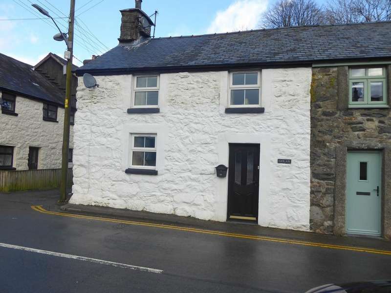 2 Bedrooms Cottage House for sale in LLANUWCHLLYN, BALA LL23