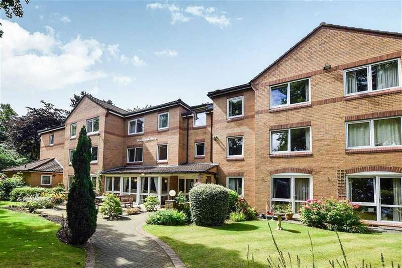 2 Bedrooms Retirement Property for sale in Home Laurel House, Sale, M33
