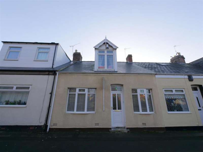 3 Bedrooms Cottage House for sale in Paxton Terrace, Millfield, Sunderland