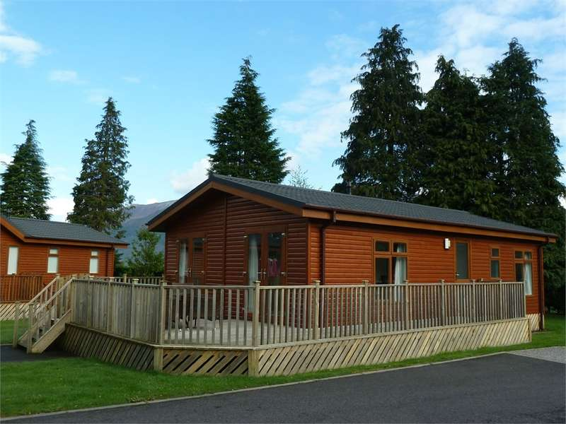 2 Bedrooms Park Home Mobile Home for sale in CA12 5TF Scotgate Holiday Park, Braithwaite, Keswick, Cumbria