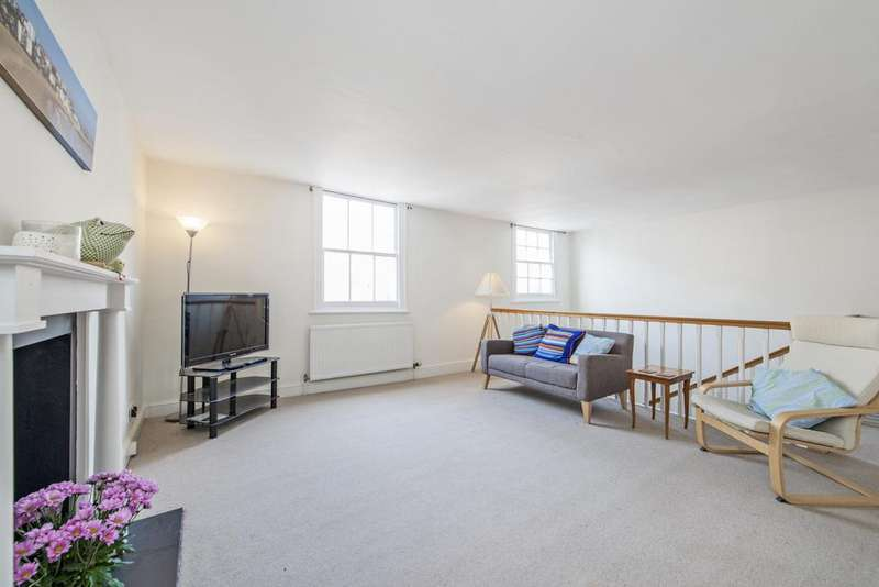 1 Bedroom Flat for sale in St. George's Square, SW1V